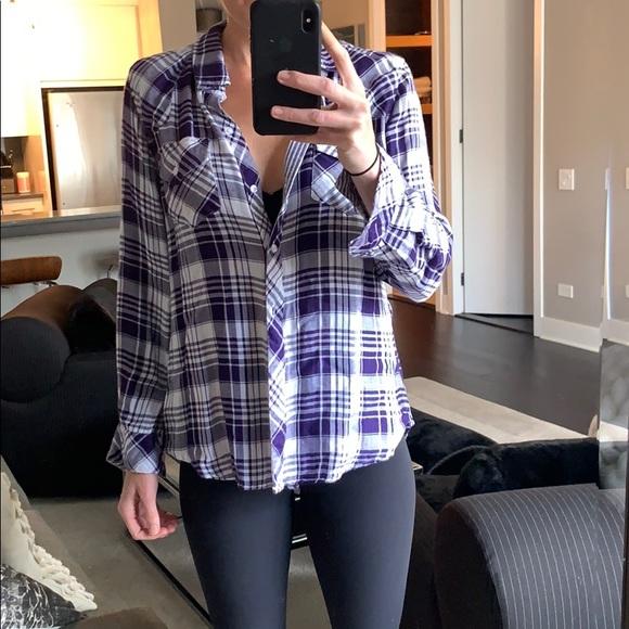 Rails Tops - Button down shirt